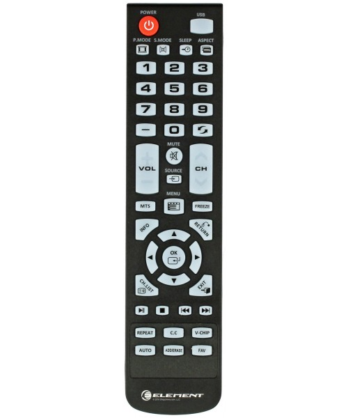 Tv Remote Controller – Received By Lamont Parrotte, New York